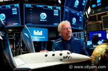 Sir Richard Branson set for space as Virgin Galactic signs Rolls-Royce deal - City A.M.