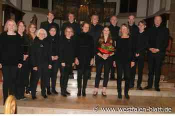 Sänger sind willkommen - Westfalen-Blatt