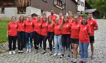 SOTV Jugendlager in Elm – fast wie immer. - Solothurner Zeitung