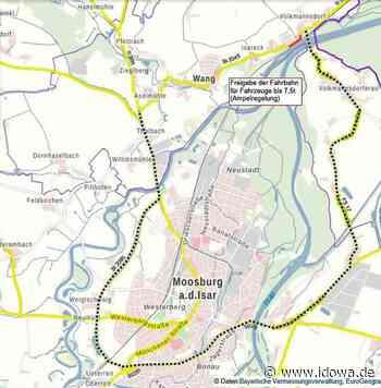 Moosburg an der Isar: Ligeder Berg: Verlegung des Gehwegs wird geplant - idowa