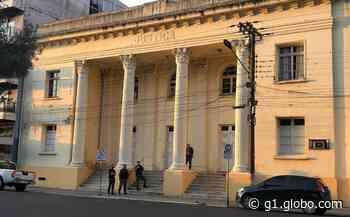 Prefeito de Santana do Livramento é novamente afastado do cargo por decisão da Justiça - G1