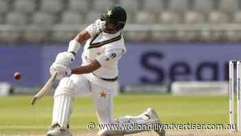 Opener Masood stands tall for Pakistan - Wollondilly Advertiser