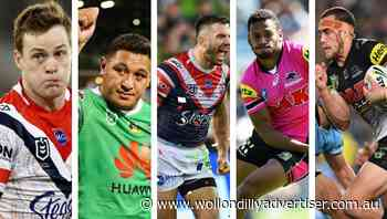 Who makes Laurie Daley's Top 10 NRL player list? - Wollondilly Advertiser