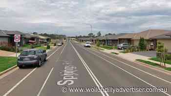 Speed limit change for Springs Road, Richardson Road - Wollondilly Advertiser