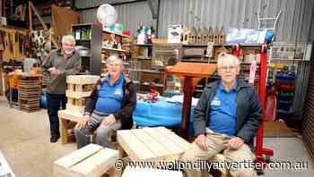 Warradale Men's Shed seeks more members - Wollondilly Advertiser