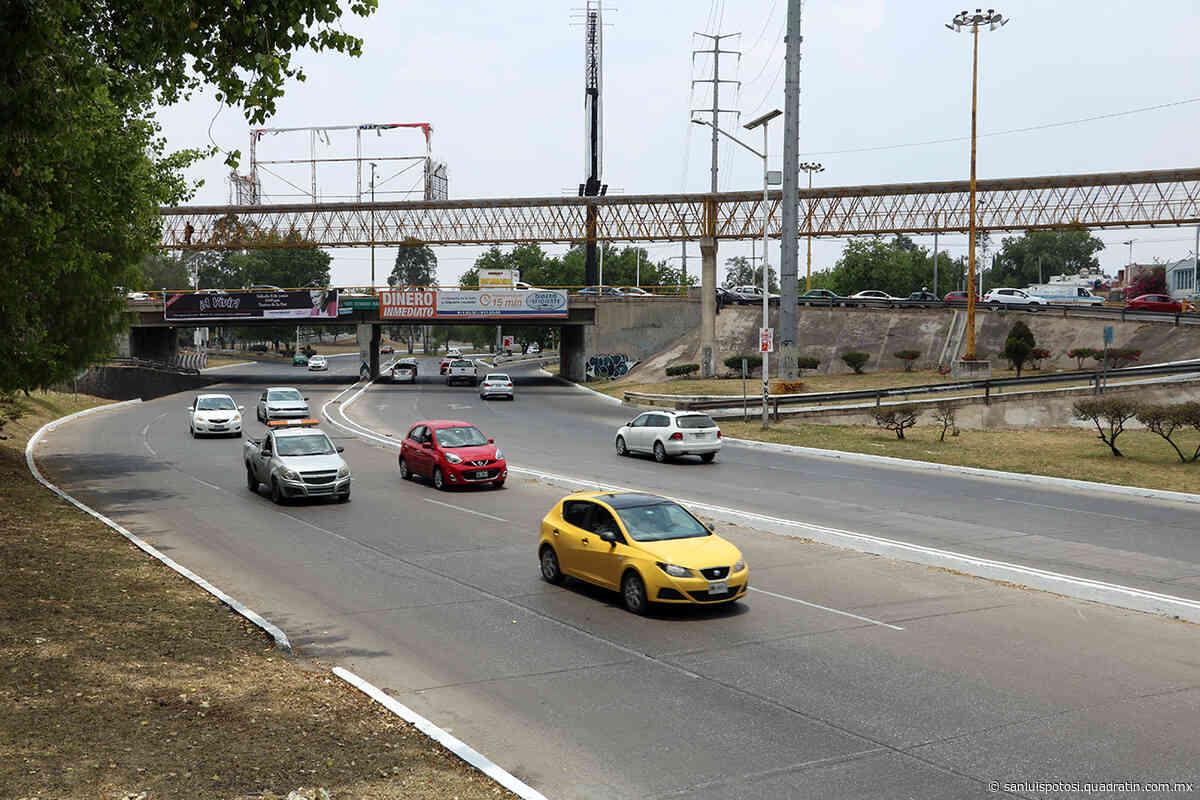 En son de paz incluye modernización de Circuito interior Río Santiago - Quadratín - Quadratín San Luis