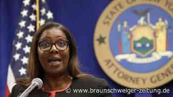 US-Waffenlobby: New Yorker Generalstaatsanwältin will NRA zerschlagen