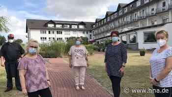 Nach Corona-Ausbruch: Mitarbeiter des Altenheims Blumenhain berichten über Ausgrenzung - hna.de