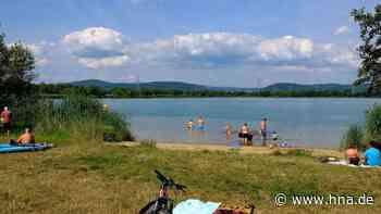 Borken: Am Singliser See herrscht hessische Karibik: Der See bietet ein Paradies für Surfer. - hna.de