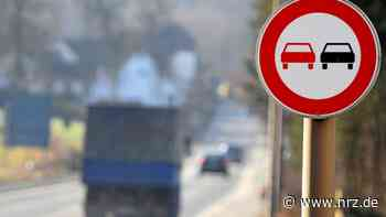 Kreis Borken: Polizei warnt vor riskanten Überholmanövern - NRZ