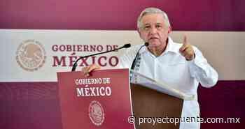 Cuestiona Luis Alberto Medina a AMLO sobre inseguridad, Ana Guevara, baches, SADER y clínicas deportivas - Proyecto Puente