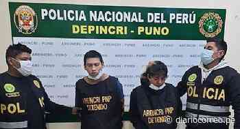 Delincuentes acuchillan a guia de turismo y este pierde la vida en Puno - Diario Correo