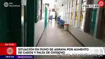 Puno: Diresa y principal hospital se quedaron sin directores - América Televisión