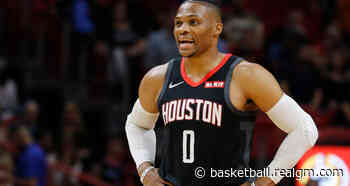 Russell Westbrook Likely To Sit With Right Quad Contusion