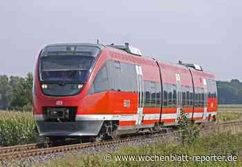 Bahn nimmt noch bis Ende August Anträge entgegen: 14.000 Pendler entschädigt - Wochenblatt-Reporter