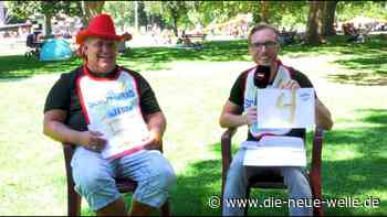 Schwimmbad-Pommes Tag 4: Turmbergbad Karlsruhe-Durlach - die neue welle