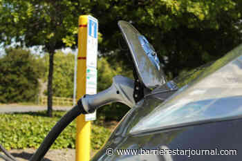 Businesses, non-profits can apply for electric vehicle rebates in B.C. - Barriere Star Journal
