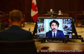 WE controversy takes bite out of Trudeau, Liberal popularity: Poll - Barriere Star Journal