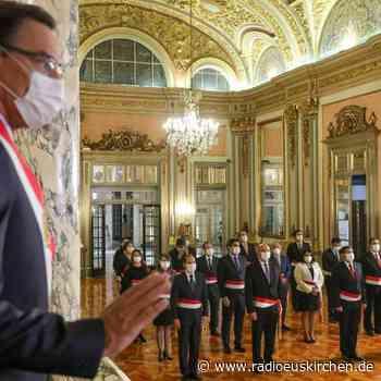 Peru bekommt neuen Premierminister - radioeuskirchen.de