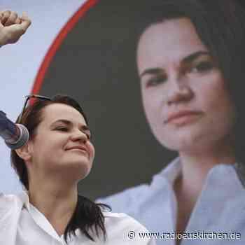 Opposition in Belarus sagt Großkundgebung ab - radioeuskirchen.de