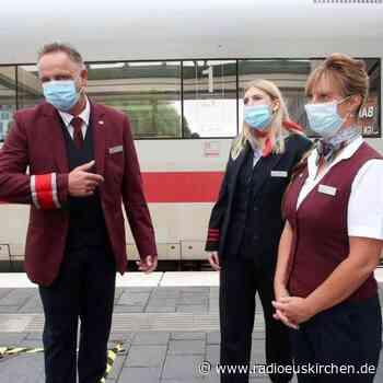 Gewerkschaft: Mehr Rechte für Zugbegleiter bei Maskenpflicht - radioeuskirchen.de