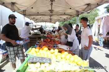 """marché de la Grande-Pâture, le jeudi à Nevers, fait l'unanimité : """"On trouve tout ce qu'on veut"""" - Nevers (58000) - Le Journal du Centre"""
