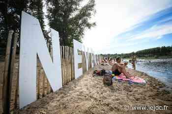 Déjà plus de 12.700 entrées à Nevers plage enregistrées à mi-parcours - Le Journal du Centre