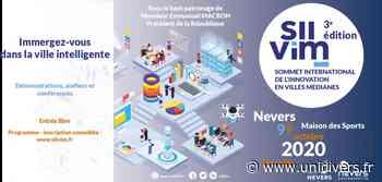 Siivim 2020 Maison des sports vendredi 9 octobre 2020 - Unidivers