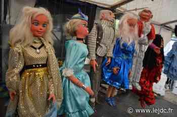 Les marionnettes ne feront pas le show au parc de Nevers cet été mais à la guinguette - Le Journal du Centre