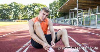 Werder-Sprinter ist fit für die Deutschen Meisterschaften - WESER-KURIER