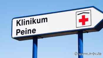 Niedersachsen & Bremen:Kreis und Stadt Peine kaufen insolvente Klinik zurück - n-tv NACHRICHTEN