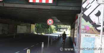 Überfall im Hemmstraßentunnel - WESER-KURIER