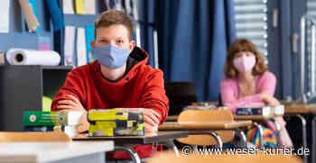 Bremer CDU fordert Maskenpflicht an Schulen - WESER-KURIER