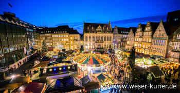 So steht es um die Weihnachtsmärkte in Bremen und Niedersachsen - WESER-KURIER