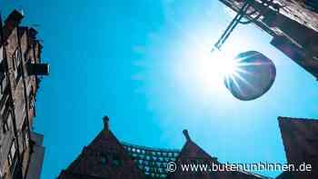 Endlich Sommer: So heiß wird es jetzt in Bremen und Bremerhaven - buten un binnen
