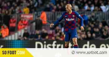 Martin Braithwaite proche de West Ham ? / Espagne / Barcelone / SOFOOT.com - SO FOOT
