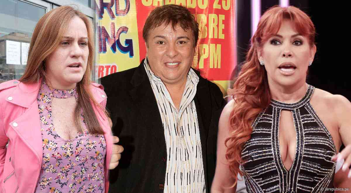 Lourdes Sacín acusa a Magaly de pagarle a 'Richard Swing' en 2015 para hacerle daño - LaRepública.pe