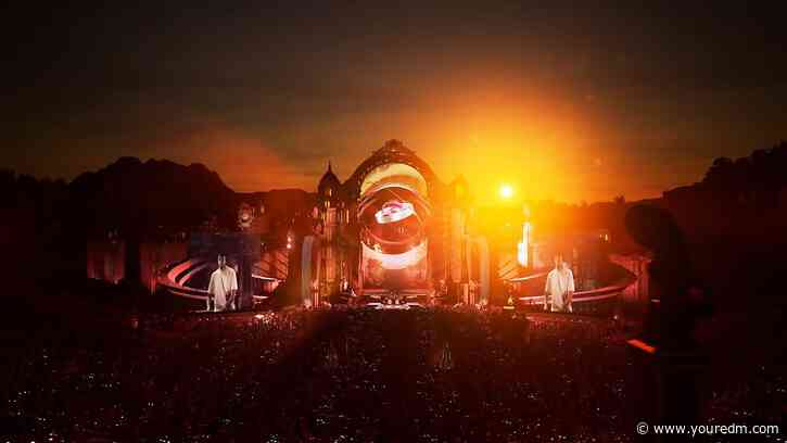 Tomorrowland Keeps The Good Vibes Coming With Official Around The World Aftermovie