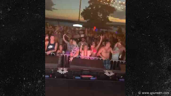 Lake of the Ozarks Mayor Defends Crowds At Borgeous Party