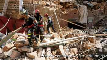 Unglück: Nach Explosion in Beirut: 16 Hafenmitarbeiter festgenommen