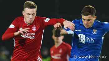 Aberdeen games with St Johnstone & Hamilton unaffected by city lockdown - BBC News