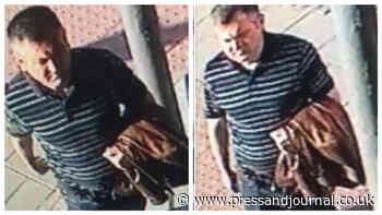 CCTV images released in bid to find man after Aberdeen assault - Press and Journal