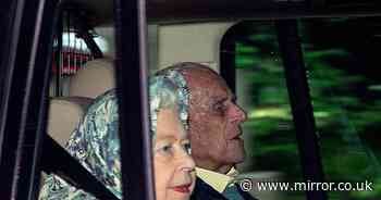Queen and Prince Philip arrive at Balmoral day before Aberdeen lockdown begins - Mirror Online