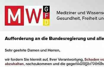 Kritik an Corona-Maßnahmen: Rundbrief von Reichsbürgern? - Passauer Neue Presse