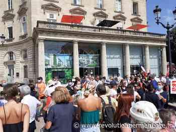 Fermeture de la ligne Bordeaux-Orly : Air France engage son plan de licenciements - http://www.revolutionpermanente.fr/Section-Politique