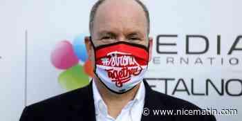 Le prince Albert II envisage de généraliser le port du masque dans l'espace public - Nice-Matin