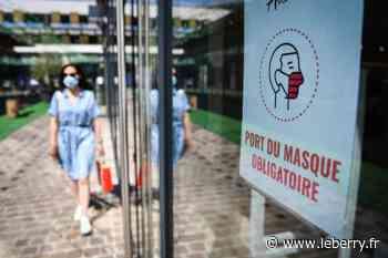 Le port du masque devient obligatoire sur le marché en plein air de Saint-Amand-Montrond - Le Berry Républicain