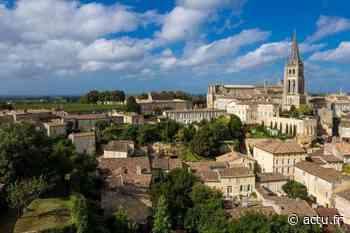 Covid-19 : le port du masque obligatoire en journée dans la cité de Saint-Émilion - actu.fr