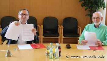 Historie: Zukunft des Stadtarchivs mit Vereinbarung gesichert - Nordwest-Zeitung