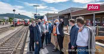 Bahnhof Miltenberg wird barrierefrei und modern aufgestellt - Echo Online